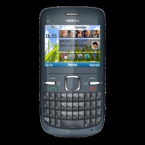 Unlock Rogers Nokia C3