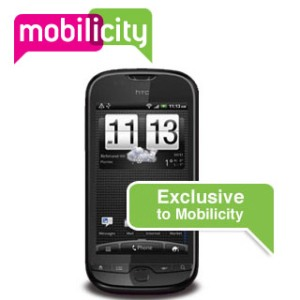 Unlock Instructions for the Htc Panache from Mobilicity