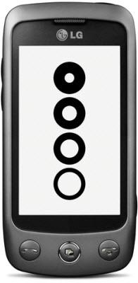 Unlock Instructions for LG Cooke Plus